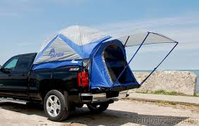 Details about 57066 Napier Sportz 57 Series Blue/Grey Truck Tent Fits Regular 5' Beds
