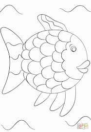 Small Fish Template Small Fish Coloring Pages For Kids Title Small Fish Coloring Pages