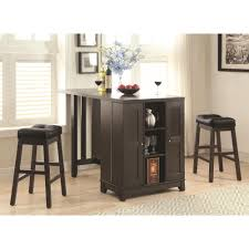 Counter Height Cabinet Buy Tables Counter Height Table With Bar Cabinet By Coaster From