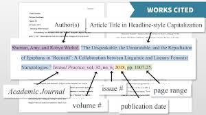 mla 9th ed citation libguides at