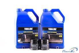 yamaha f115 10w 30 twin engine oil change kit