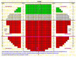 32 Complete Riverbend Seating Chart With Seat Numbers