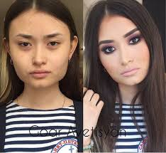 ugly to pretty makeup transformation makeup daily