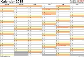 jahrskalender 2015 kalender 2015 zum ausdrucken als pdf 16 vorlagen kostenlos