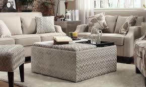 how to incorporate a storage ottoman into your home overstockcom