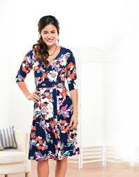 Floral Pattern Dress Simple Decorating Design