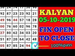 Videos Matching Today Kalyan Fix Panna 26amp Jodi Chart