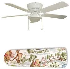 winnie the pooh bery day 52 ceiling fan with l contemporary ceiling fans by 888 cool fans