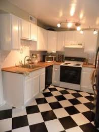 Wonderful Black And White Checkerboard Laminate Awesome Design