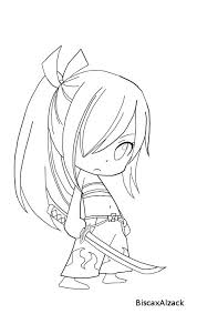 Fairy Tail Anime Chibi Coloring Pages Things To Wear Pinterest