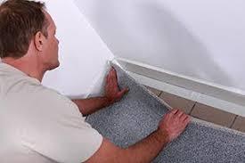 install carpeting
