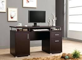 compact office desk cabinet espresso finish wood office for popular residence computer desk cabinet designs desk