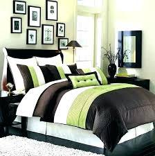 sage duvet cover dark green bed sheets bedding sets new beige brown comforter single king size