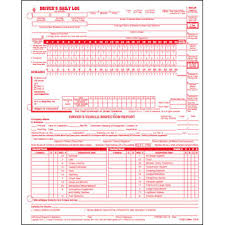 Drivers Log Book Sample Canadian Driver Log Books