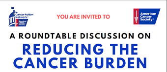 a round table discussion on reducing the cancer burden in upper manhattan