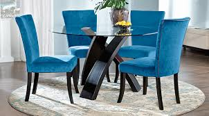 blue dining room set. Contemporary Room For Blue Dining Room Set Rooms To Go