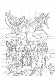 Lego super heroes coloring pages #8359039. X Men Free Printable Coloring Pages For Kids