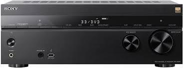 Sony STR-DN860 7.2 Multi-room AV Receiver (150 Watt, High-Resolution, HDMI,  4k upscaling, geeignet für WiFi Airplay, NFC, Bluetooth) schwarz:  Amazon.de: Audio & HiFi