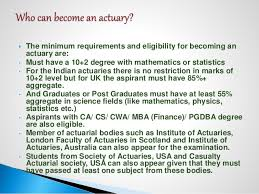 Actuarial Science Seminar Complete Information Indian Iai Ct Level Cl