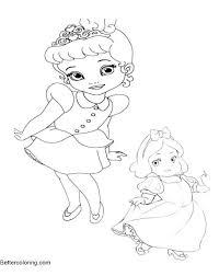 Astonishing Disney Ariel Coloring Pages Princess Free Printable