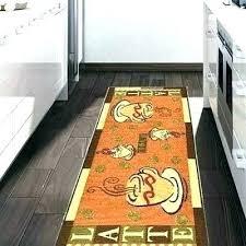 burnt orange kitchen rugs green rug mats for kitchens enchanting mat archives nge cool large extra