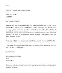 Job Offer Letter Template For Word Proposal – Mklaw