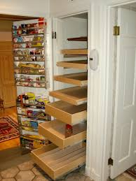 Kitchen Wall Racks And Storage Kitchen Furniture Narrow Kitchen Pantry Shelving Unit With Door