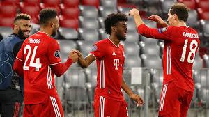 Отчет по матчу Лиги чемпионов: Бавария - Атлетико Мадрид