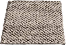 38561 ewv113a essential woven rope natural wool rug 2 0 x2 0