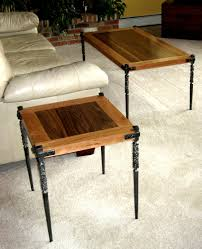 coffee table and 1 side table