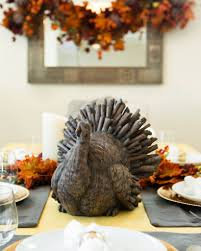 Give Thanks Tabletop Turkey by Balsam Hill