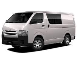 Toyota HiAce 2018 Price & Specs   CarsGuide