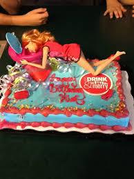 funny 21st birthday cake idea
