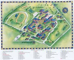 simmons college campus map. campus map. #mcdaniel college simmons map