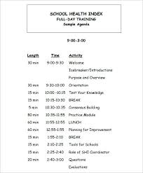 Collection Of Solutions For Meeting Agenda Template Word In