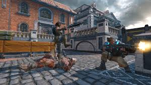 Video Gears Learn The Basics Of Gears Of War 4s Multiplayer Combat In This Beta