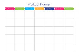 Weekly Timetable Planner Best Weekly Schedule Planner For Spreadsheet Application For