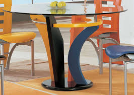 Global Furniture Usa 5443 Dining Table Multi Color Gf D5443dt At