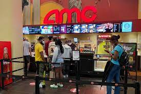 AMC stock rebounds after falling. Why ...