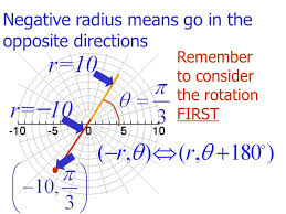 4 r 10 r 10 negative radius means go in the opposite directions remember to consider the rotation first