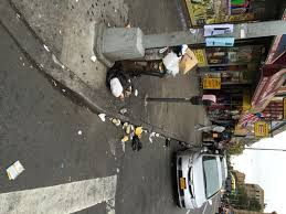 bronx cleaning service. Exellent Cleaning Trash Bins Overflow With Cups Plastic Bags And Other Garbage All Along  East Tremont Street In The South Bronx Dog Waste Cigarette Butts Litter Every  With Bronx Cleaning Service H