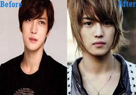 asian celebrity jaejoong jyj plastic surgery before after photos