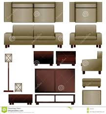 Modern Living Rooms Furniture Modern Living Room Furniture Royalty Free Stock Photos Image