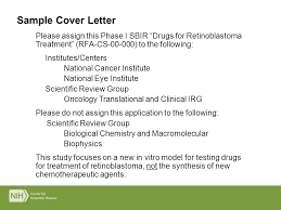 nih resubmission cover letter example nih cover letter nih cover letter nih cover letter sample 95 best