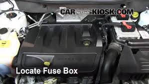 interior fuse box location 2011 2016 jeep compass 2011 jeep 2011 Jeep Wrangler Fuse Box Location locate interior fuse box and remove cover 2012 jeep wrangler fuse box location
