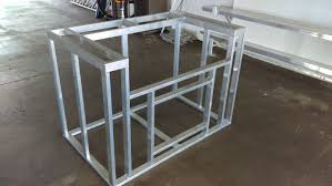 Outdoor Kitchen Metal Frame About Us Radil Construction