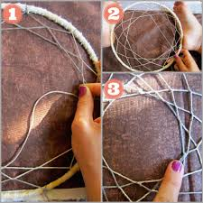 Making Dream Catchers Supplies DIY Tutorial How to Make a Dreamcatcher The Journey Junkie 57
