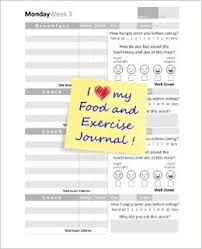 Exercise Journals How To Keep Track Of Your Fitness Goals Better
