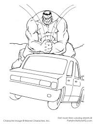 Small Picture Incredible Hulk Coloring Pages Hulk Coloring Pages Printable