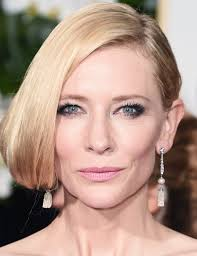 cate blanchett smoky eyes for hooded lids at the 2016 golden globes makeup by